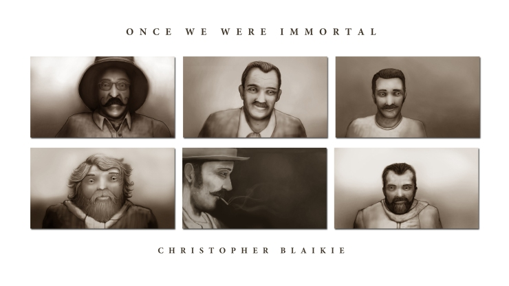 ONCE IMMORTAL