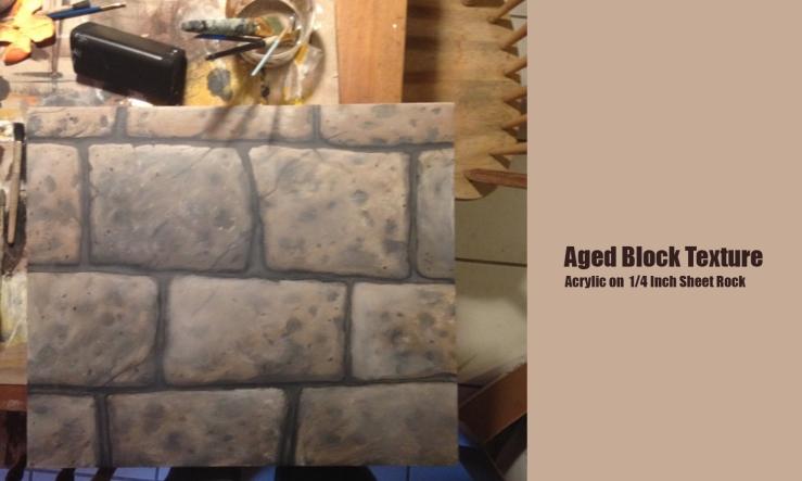 Aged Block